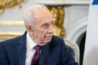 Former Israeli President Shimon Peres was a towering figure in Israeli politics for decades and is the country's last surviving founding father