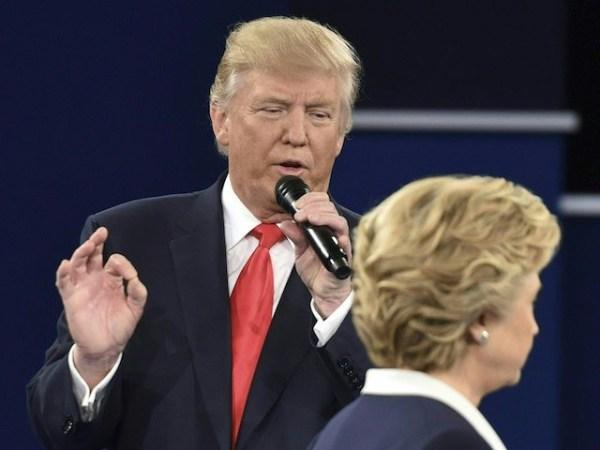 Donald Trump's Debate Win Propels Him Toward White House
