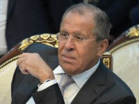 2937762 09/16/2016 September 16, 2016. Russian Foreign Minister Sergey Lavrov at the meeting of the CIS Council of Heads of State in Bishkek, Kyrgyzstan. Grigoriy Sisoev/Sputnik via AP
