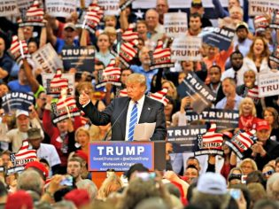 Image result for trump rallies