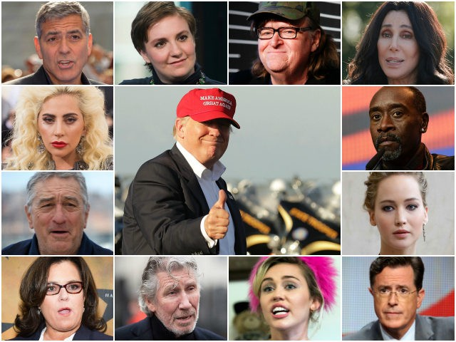 Image result for images of celebrities who opposed trump