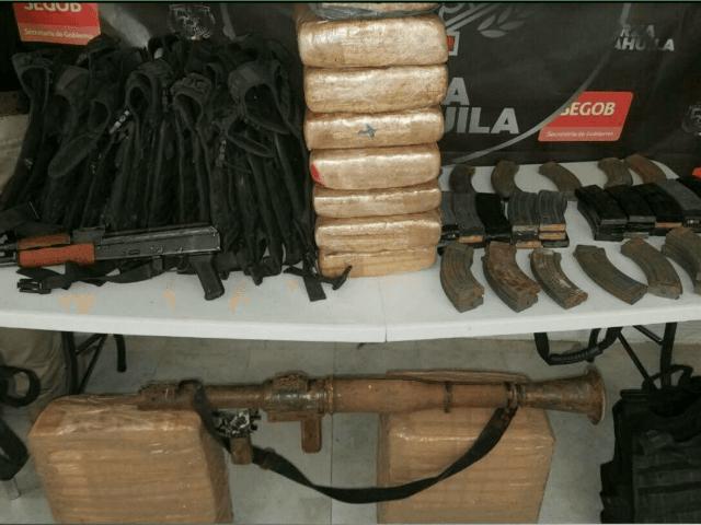 Coahuila Weapons
