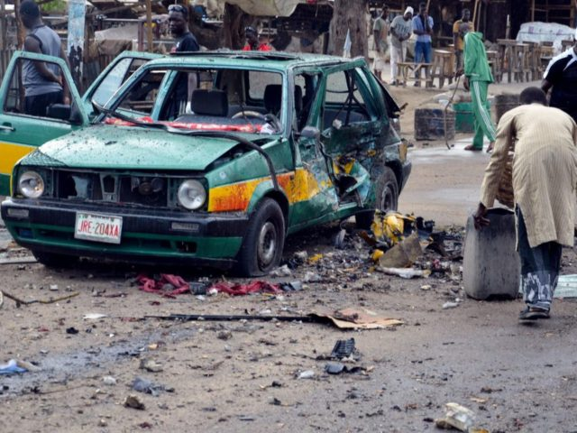 Nigeria bomb blast