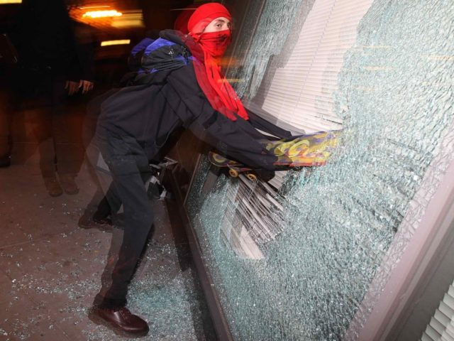 Image result for inauguration riots