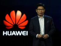 Richard Yu, CEO of Huawei's consumer business group, maintained the company's goal of becoming the world's biggest smartphone maker within five years