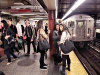 New York Subway APMark Lennihan