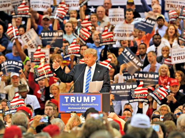 Image result for photos of trump rally