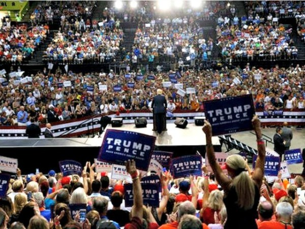 Back with the People: Trump to Rally in Florida this ...