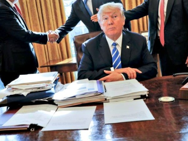 Trump Administration Moves to Embrace Tax Cuts and Growth ...