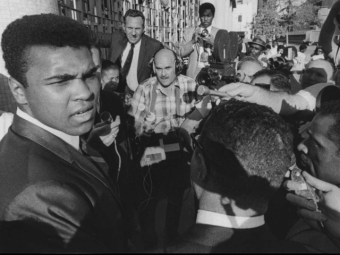 'White Devils': Muhammad Ali's Racist Mosque Speeches Revealed - Breitbart