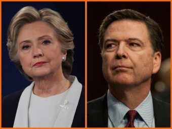 Tom Fitton: Comey Has 'Repeatedly and Improperly Protected Clinton and Her Top People From Consequences of Criminal Behavior'