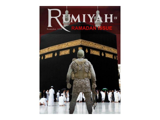 Isis launched a special issue of its Rumiyah propaganda magazine calling for terror attacks during Ramadan on 26 May 2017