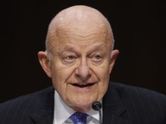 James Clapper: 1,934 US Persons Had Their Identities Unmasked in 2016 - Breitbart