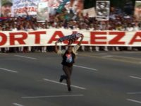 Cuban dissident Daniel Llorente Miranda, an anti-communist, pro-American protester, has been placed in one of the nation's most notorious mental institutions following his interruption of the annual May Day parade, where he ran down the parade route waving an American flag.