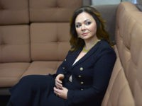 A picture taken on November 8, 2016 shows Russian lawyer Natalia Veselnitskaya posing during an interview in Moscow. The bombshell revelation that President Donald Trump's oldest son Don Jr. met with a Kremlin-tied Russian lawyer hawking damaging material on Hillary Clinton has taken suspicions of election collusion with Moscow to a new level. / AFP PHOTO / Kommersant Photo / Yury MARTYANOV / Russia OUT (Photo credit should read YURY MARTYANOV/AFP/Getty Images)