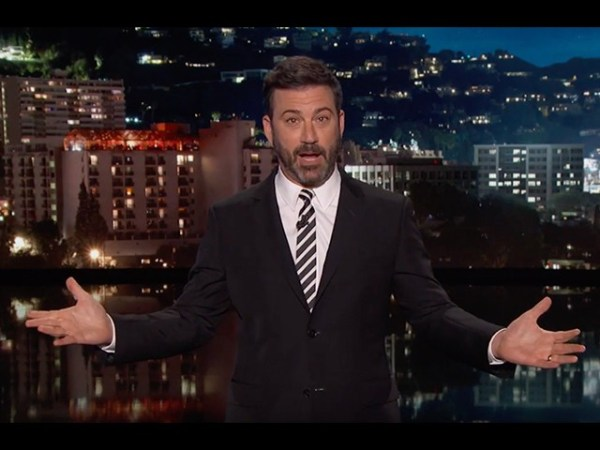 Jimmy Kimmel: Trump Supporters Don't Want to Admit ...
