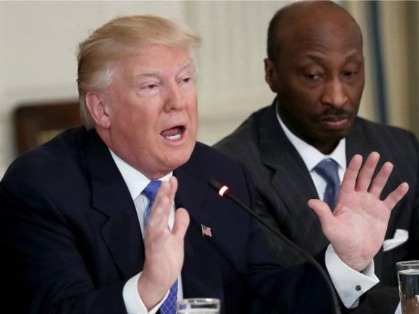 Donald Trump Blasts Merck Pharma Executive for 'Ripoff ...