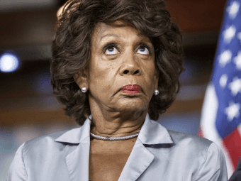 Maxine Waters: Trump Is the Most 'Despicable,' 'Deplorable' Human 'I've Ever Encountered' | Breitbart