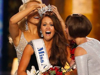 Miss North Dakota Takes 'Miss America' Crown after Blasting Trump on Climate