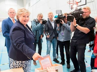 Norway's 'Populist' Government Wins Historic Second Term - Breitbart