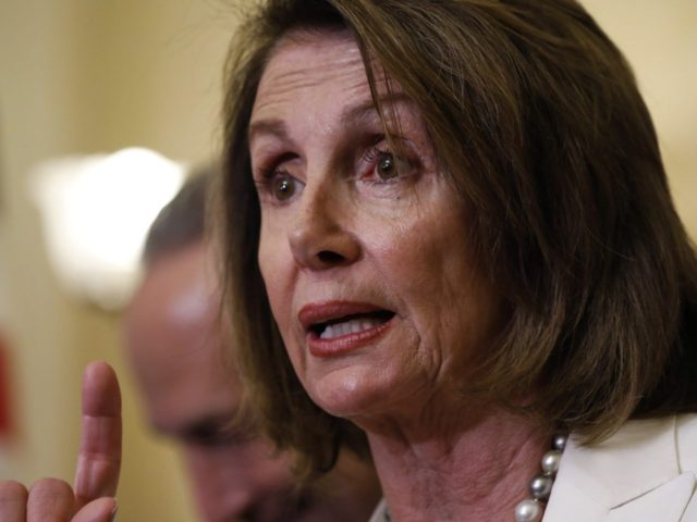 Nancy Pelosi (Aaron P. Bernstein / Getty)