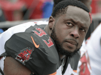 Bucs Gerald McCoy: 'It's Going to Be an Uproar' if Players Forced to Stand | Breitbart