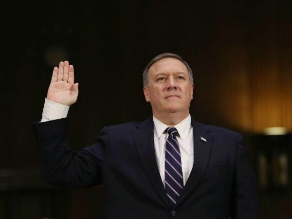 Gorka: Mike Pompeo as Secretary of State Could Help Repair ...