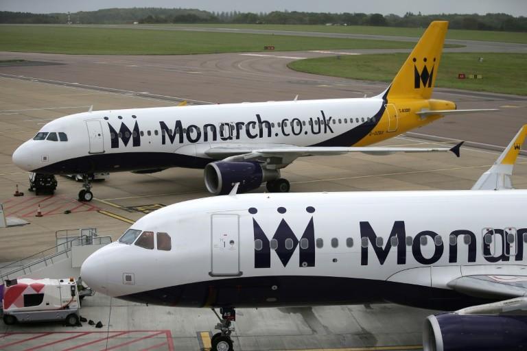 El colapso de Monarch dejó 110.000 pasajeros atrapados en el extranjero