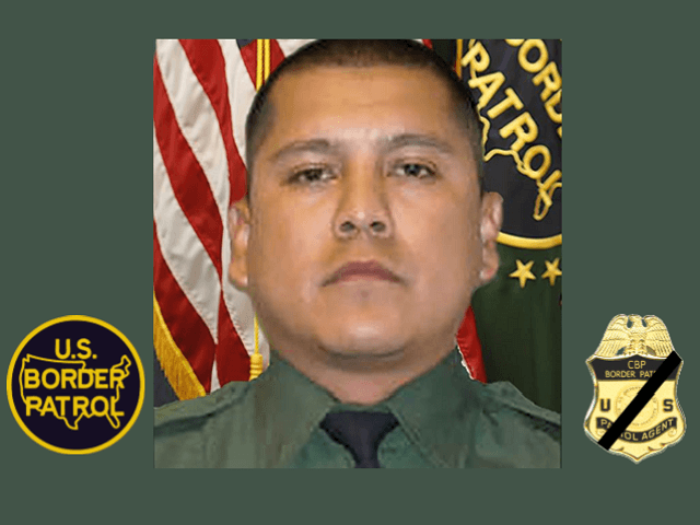 Border Patrol Agent Rogelio Martinez - USBP Photo