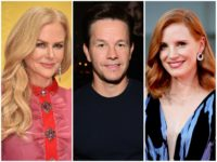 Kidman Wahlberg Chastain Getty