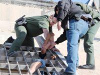 El Paso Storm Drains - CBP photo