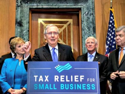 McConnell et al Tax Relief