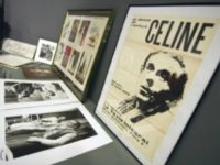AFP/File | Louis-Ferdinand Celine is regarded as one of France's most prominent -- and controversial -- modern novelists
