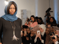 London Modest Fashion Week, Saatchi Gallery in Chelsea, London, 20th February 2017 (Rachel Megawhat/Breitbart London)