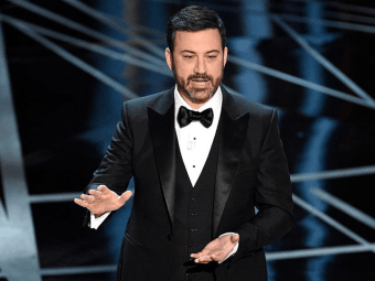 Jimmy Kimmel: 'Our President Is a Lunatic, and We're All Gonna Die'