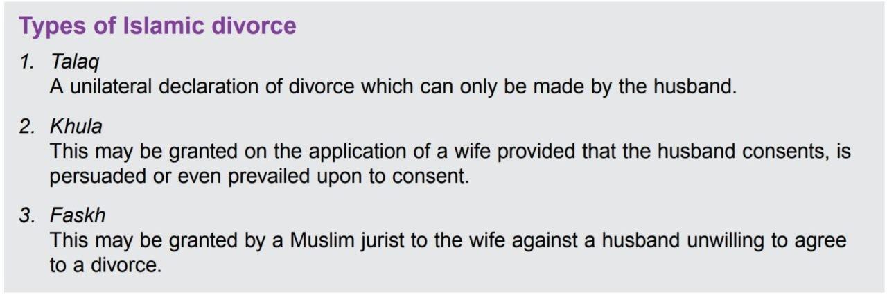 Muslimer diskrimineras i london