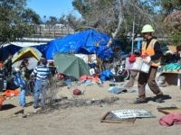 Santa Ana homeless (Frederic J. Brown / AFP / Getty)