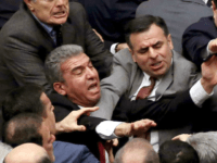 Istanbul (CNN) — Lawmakers in Turkey brawled during a debate over constitutional amendments that would expand presidential powers, according to state news agency Anadolu.