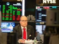 President Donald Trump is eyeing conservative television personality Larry Kudlow to replace top economic advisor Gary Cohn