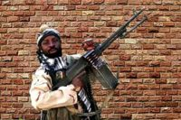 Abubakar Shekau, whose Boko Haram faction is notorious for suicide bombings killing civilians in Nigeria