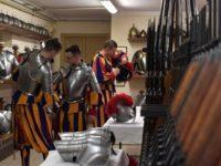 Swiss Guard barracks