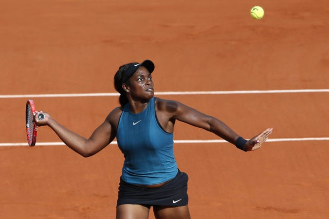 Image result for sloane stephens french open 2018