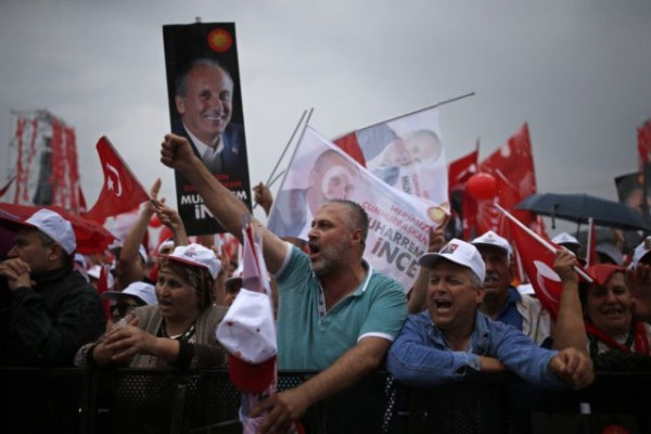 Candidates campaign in final rallies before Turkey ...