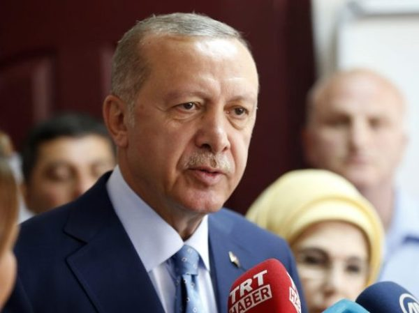 Turkey's Erdoğan Vows to 'Expand Rights and Freedoms' Amid ...
