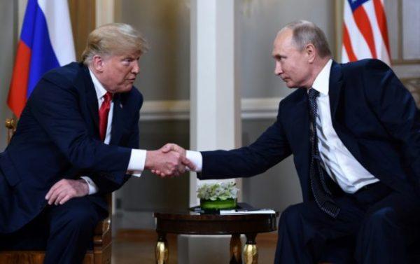 Trump hails 'very good start' with Putin at first summit ...