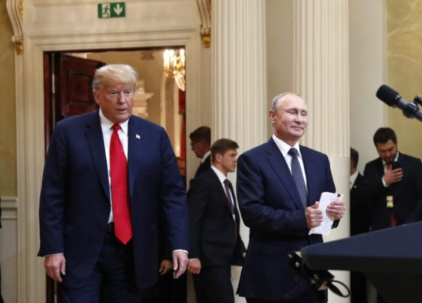 Putin Claims He Made Trump an Offer on Ukraine at the ...
