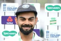 India's captain Virat Kohli is back on top of the world rankings after the third test win against England at Trent Bridge