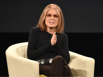 Gloria Steinem in Netflix Doc 'Reversing Roe': Abortion Is 'Basis of Democracy'