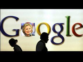 Google for Hillary