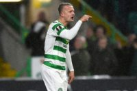 Leigh Griffiths goal couldn't prevent Celtic crashing to a 2-1 defeat at Kilmarnock on Sunday